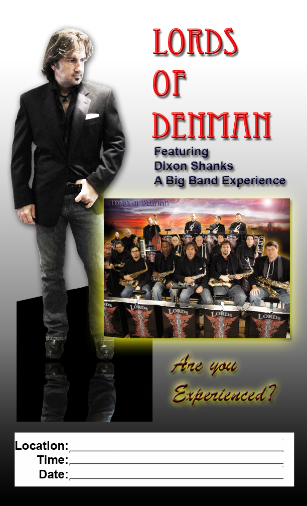 Lords of Denman Poster #1